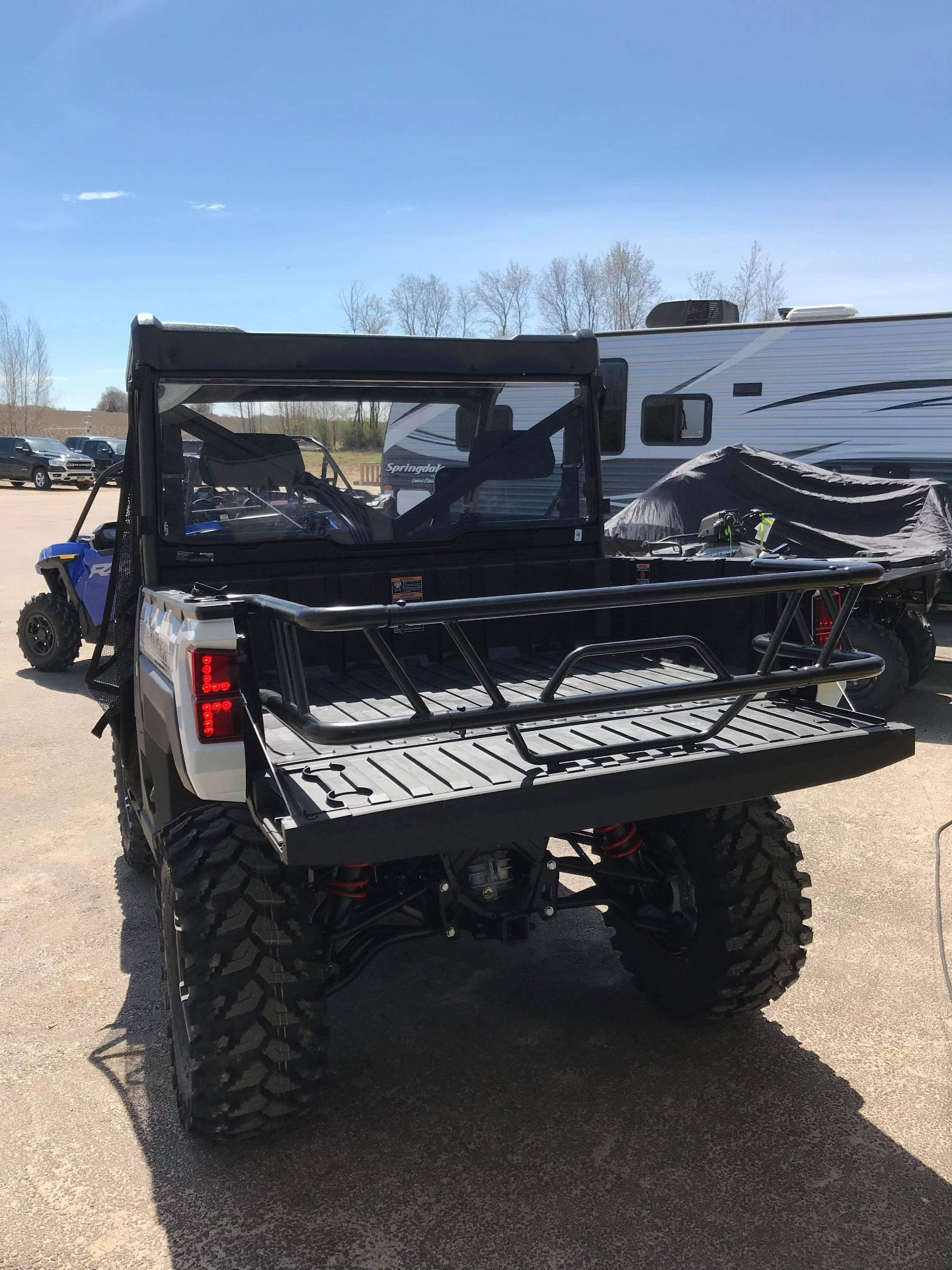 2021 Polaris Ranger XP 1000 Trail Boss in Malone, New York - Photo 3
