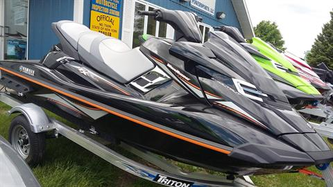 2016 Yamaha FX HO in Malone, New York