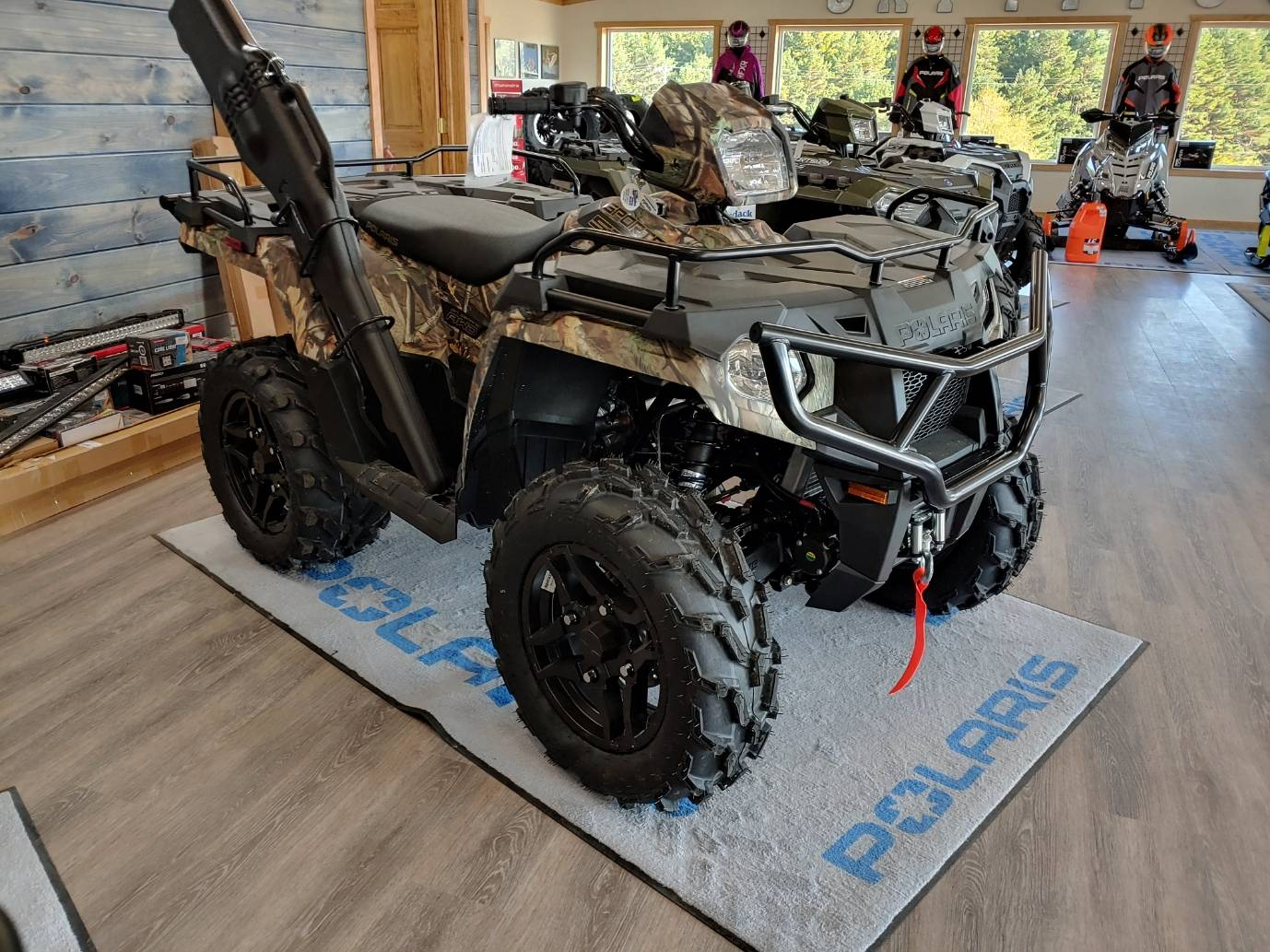 2020 Polaris Sportsman 570 Hunter Edition in Malone, New York - Photo 3