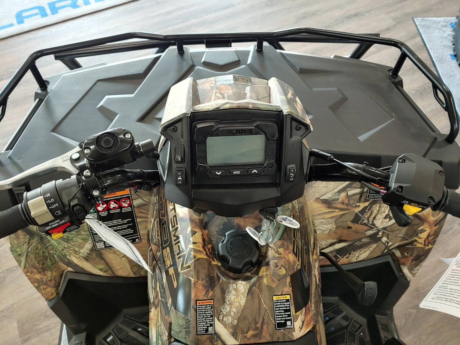 2020 Polaris Sportsman 570 Hunter Edition in Malone, New York - Photo 4