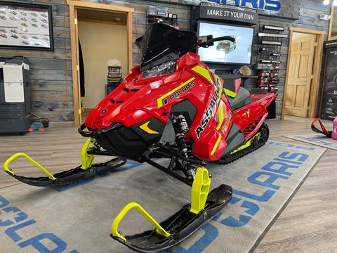 2021 Polaris 850 Switchback Assault 144 Factory Choice in Malone, New York - Photo 2