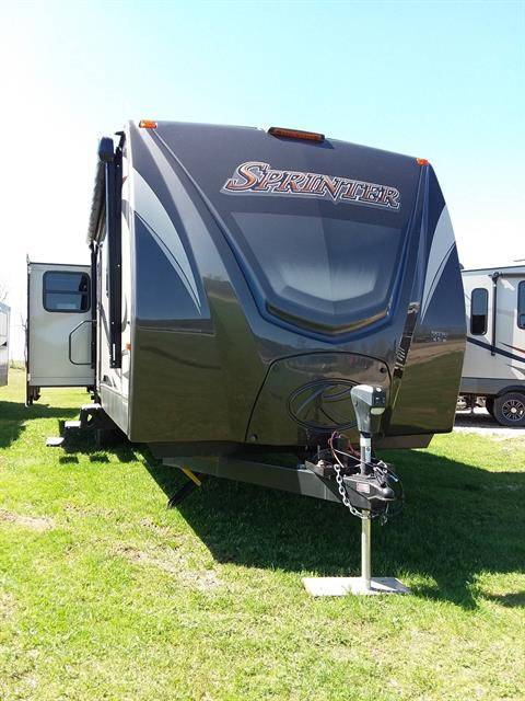 2016 Keystone RV Company sprinter in Malone, New York
