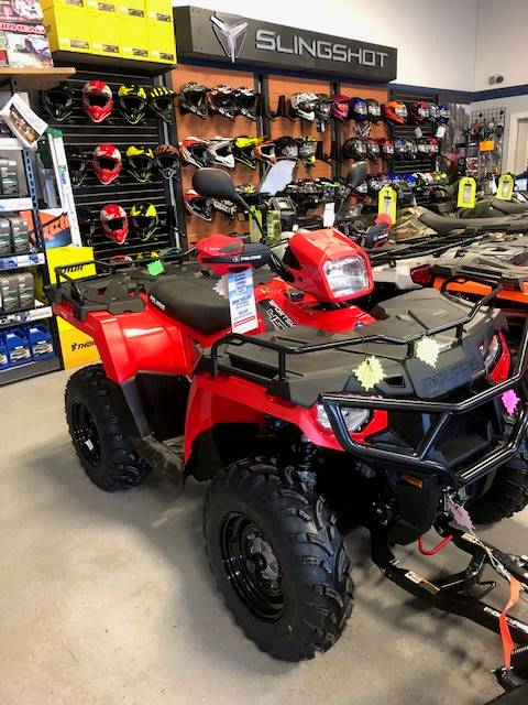 2019 Polaris Sportsman 450 H.O. in Malone, New York - Photo 1