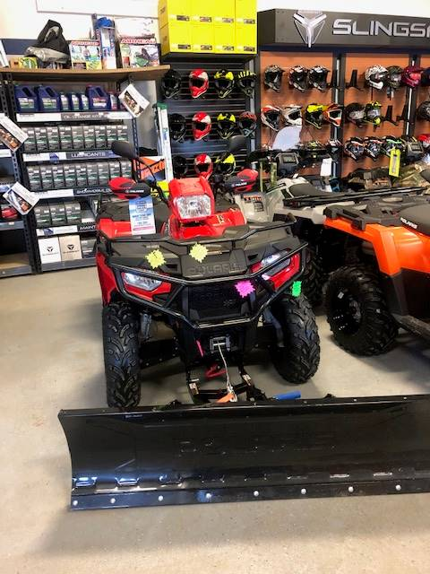 2019 Polaris Sportsman 450 H.O. in Malone, New York - Photo 2