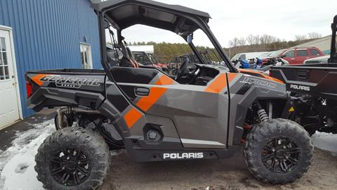 2018 Polaris General 1000 EPS Deluxe in Malone, New York