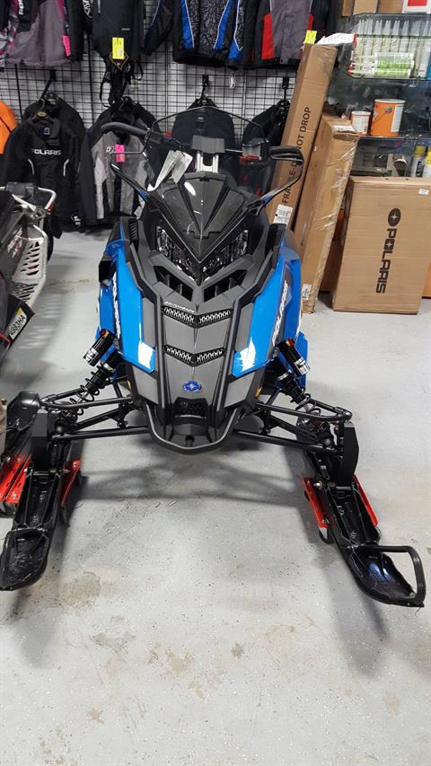 2018 Polaris 800 Switchback XCR SnowCheck Select in Malone, New York