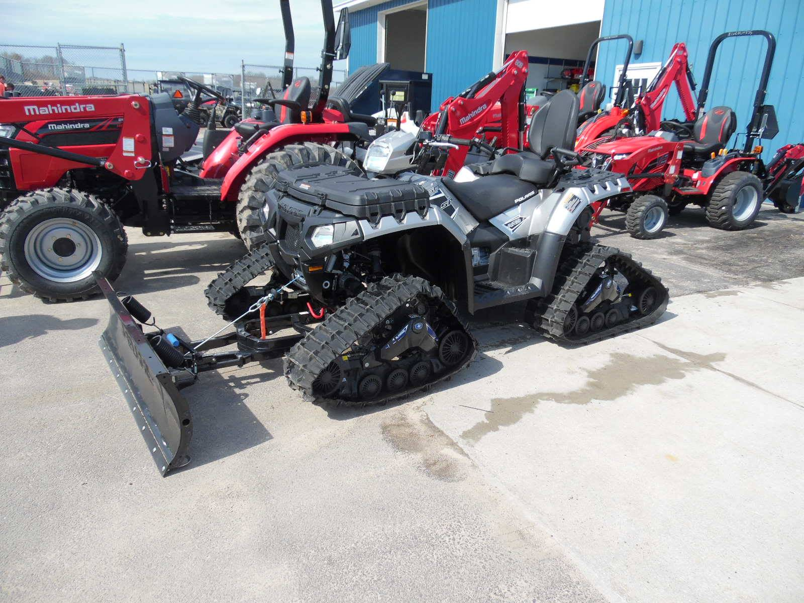2019 Polaris Sportsman Touring 850 SP in Malone, New York