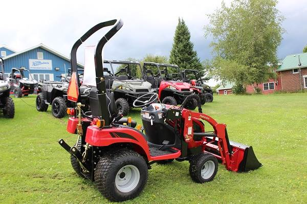 2018 Mahindra eMax20s in Malone, New York