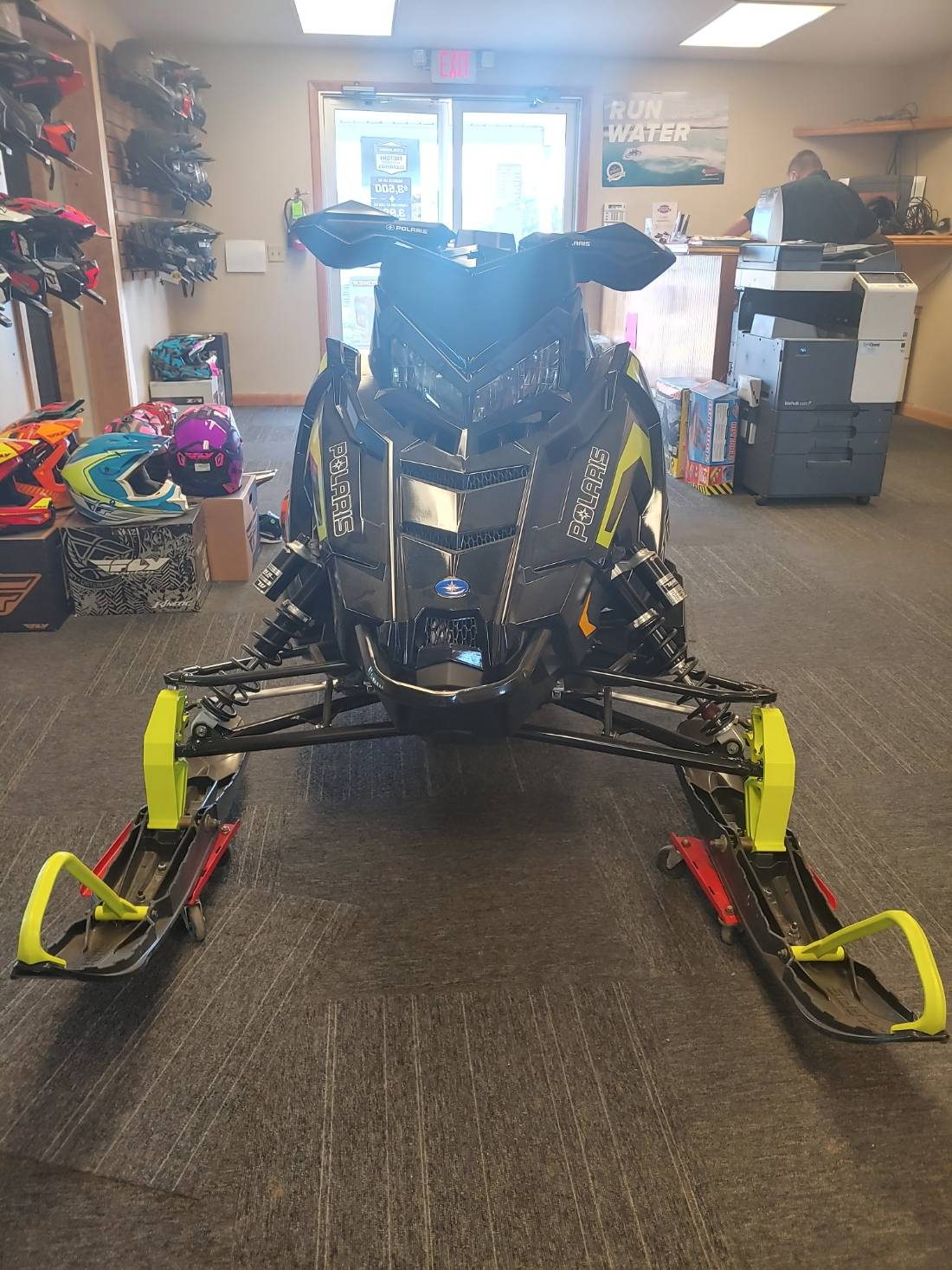 2019 Polaris 800 INDY XC 129 Snowcheck Select in Malone, New York - Photo 1