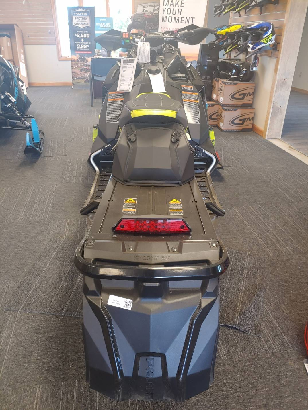 2019 Polaris 800 INDY XC 129 Snowcheck Select in Malone, New York - Photo 4