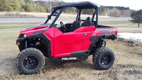 2018 Polaris General 1000 EPS in Malone, New York