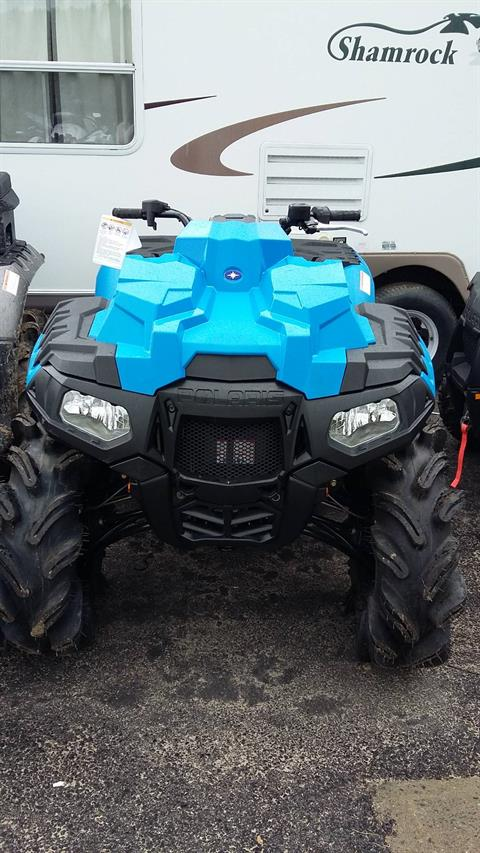 2017 Polaris Sportsman 850 High Lifter Edition in Malone, New York