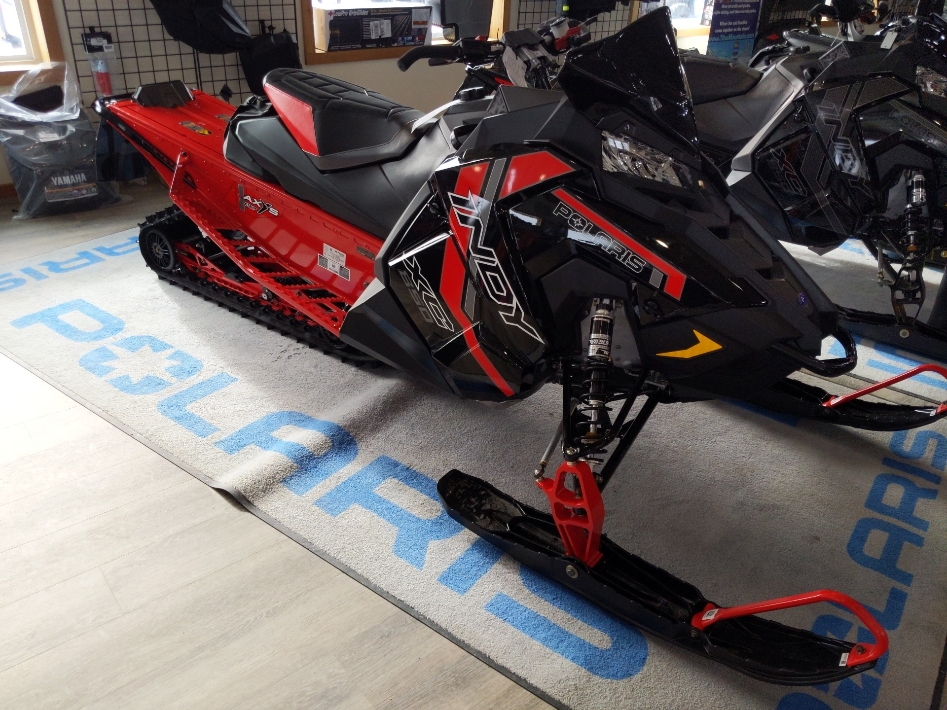 2021 Polaris 850 Indy XC 137 Launch Edition Factory Choice in Malone, New York - Photo 2