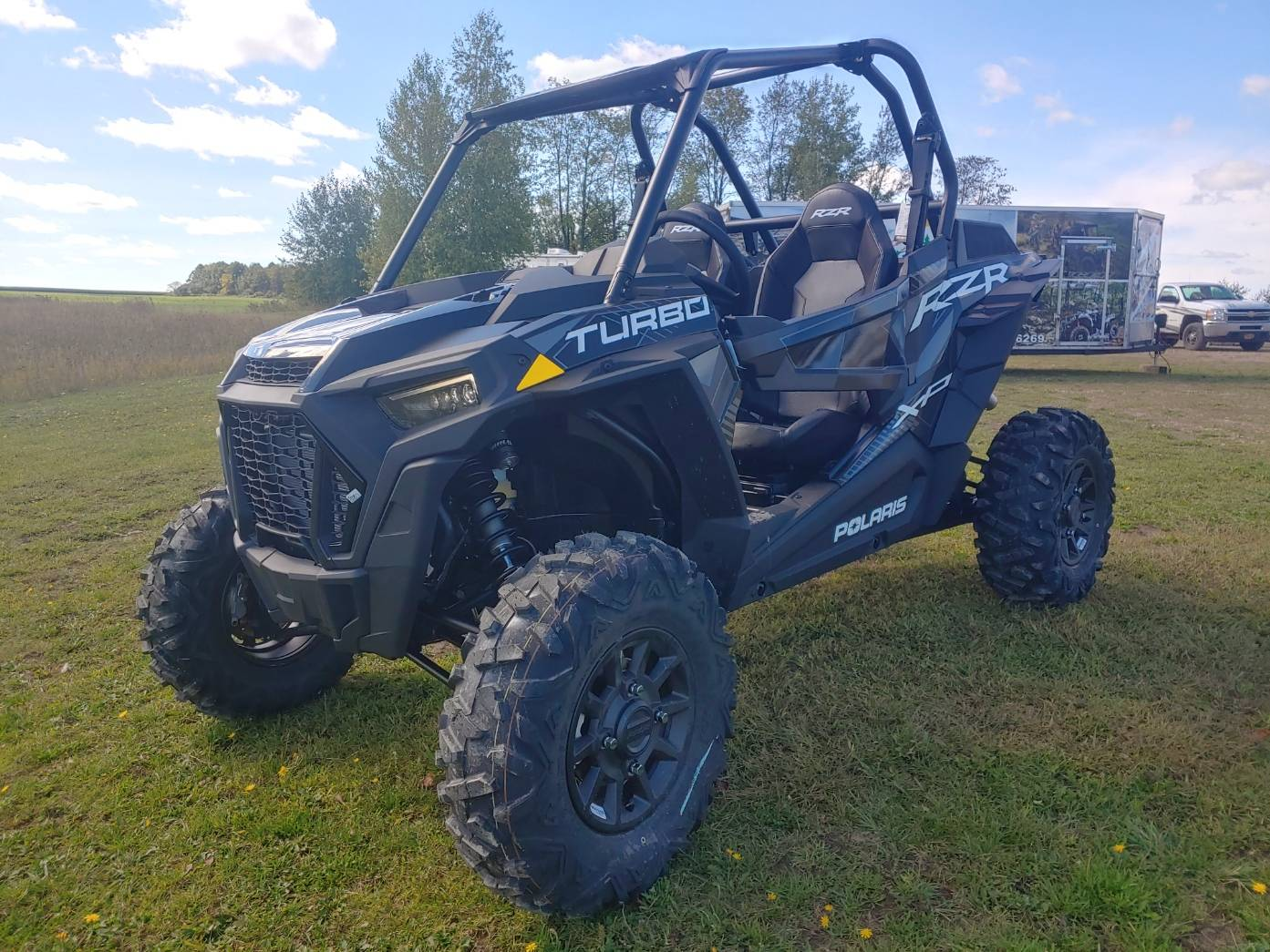 2020 Polaris RZR XP Turbo in Malone, New York - Photo 1