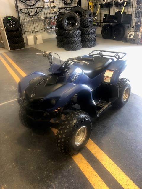 2008 Yamaha Grizzly 80 in Malone, New York