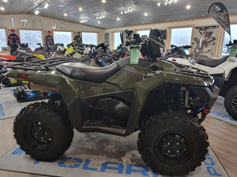2020 Suzuki KingQuad 500AXi Power Steering in Malone, New York - Photo 2