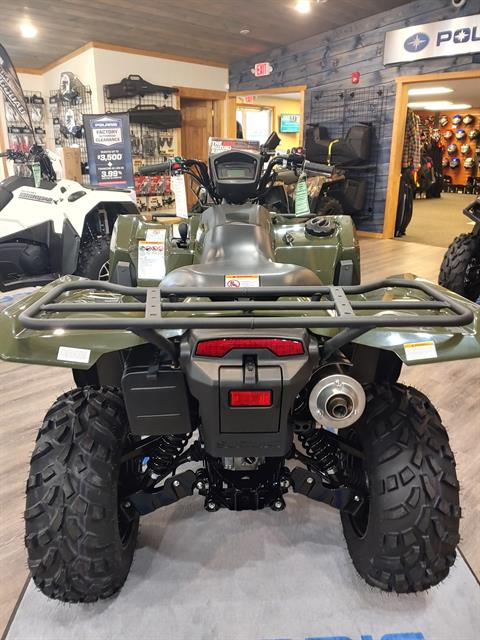 2020 Suzuki KingQuad 500AXi Power Steering in Malone, New York - Photo 4