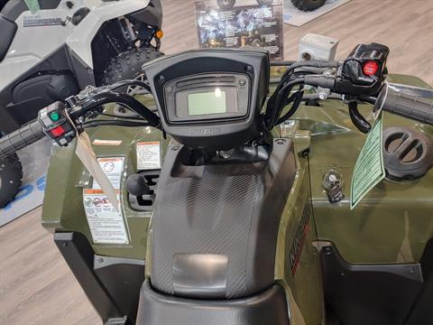 2020 Suzuki KingQuad 500AXi Power Steering in Malone, New York - Photo 5