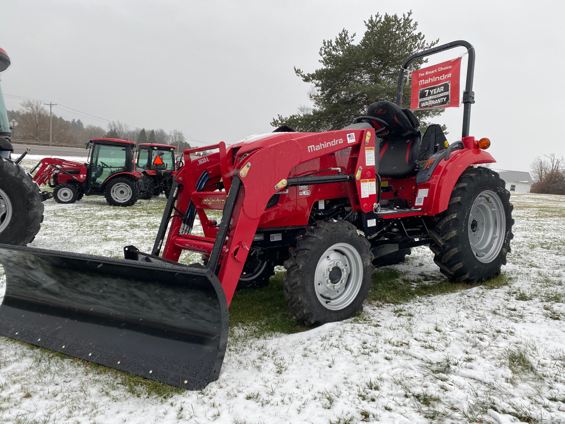 2020 Mahindra 16354FHIL in Malone, New York