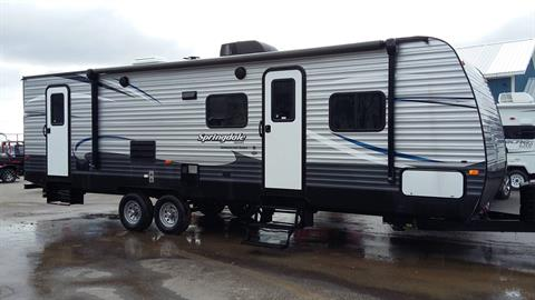 2017 Keystone RV Company Springdale in Malone, New York