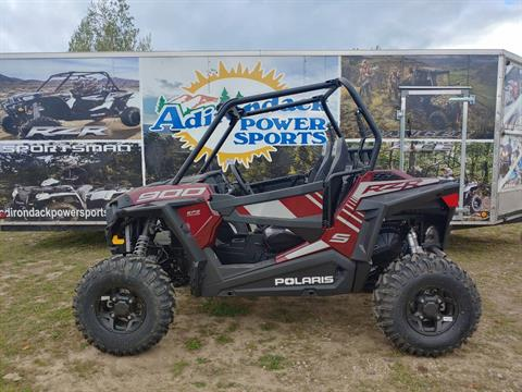 2020 Polaris RZR S 900 Premium in Malone, New York - Photo 1