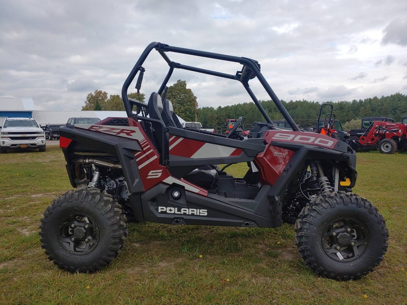 2020 Polaris RZR S 900 Premium in Malone, New York - Photo 2