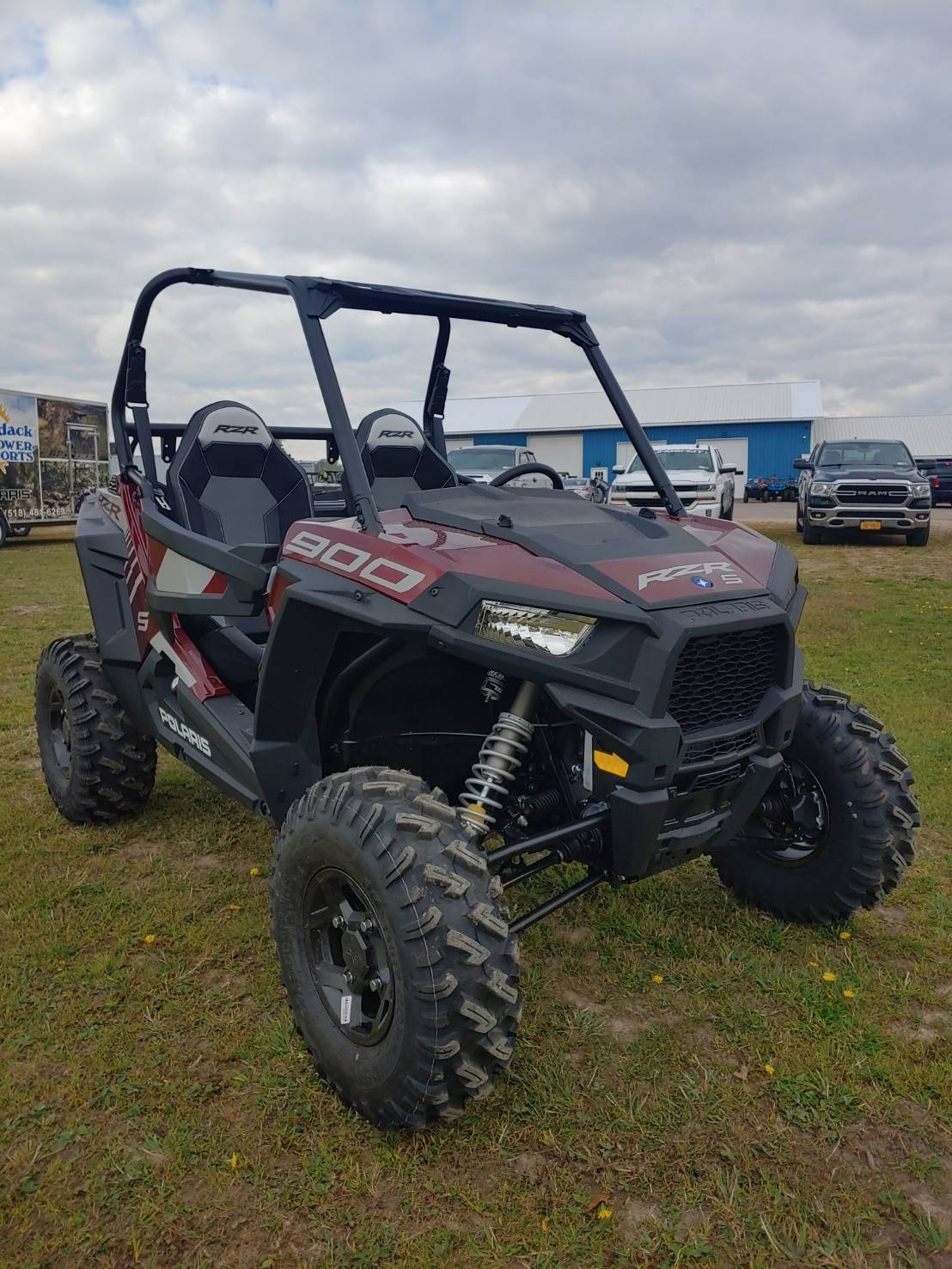 2020 Polaris RZR S 900 Premium in Malone, New York - Photo 3