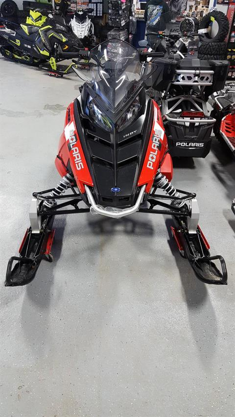 2018 Polaris 550 INDY ES in Malone, New York