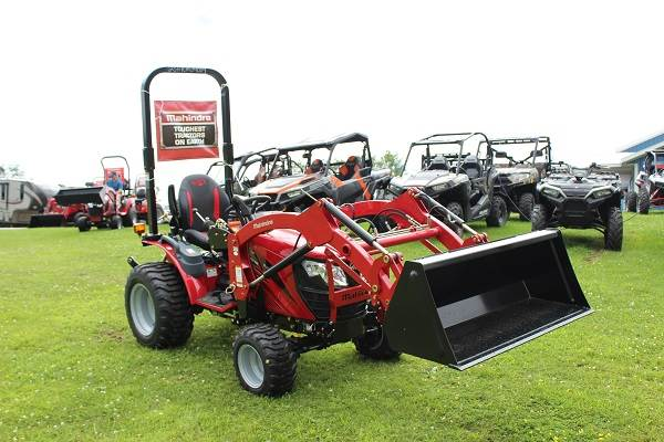 2018 Mahindra eMax25 in Malone, New York - Photo 1