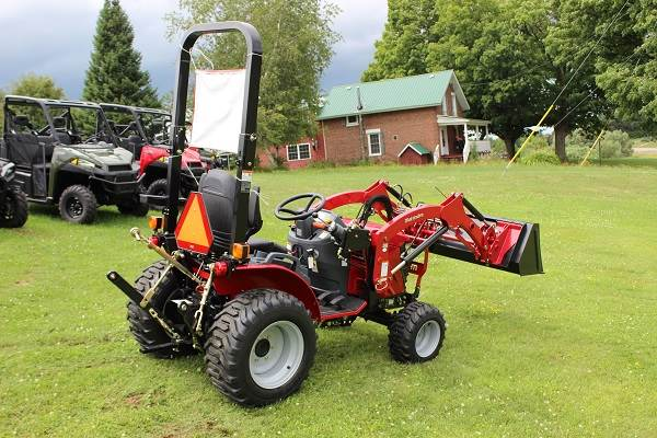 2018 Mahindra eMax25 in Malone, New York - Photo 3