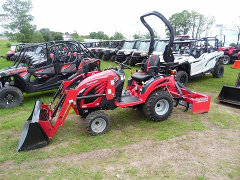 2019 Mahindra EMAX 20S in Malone, New York