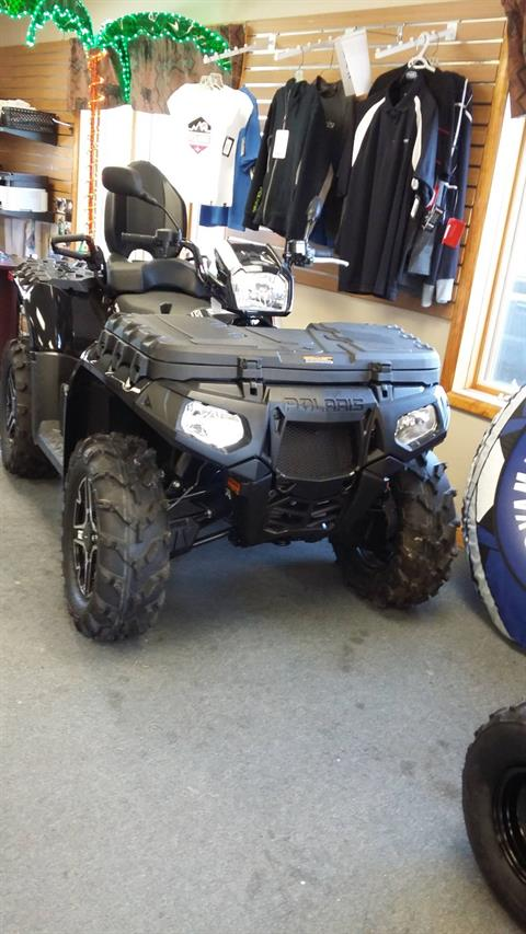 2017 Polaris Sportsman Touring XP 1000 in Malone, New York