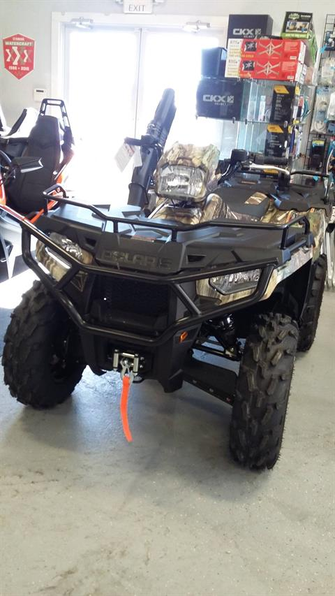 2018 Polaris Sportsman 570 SP Hunter Edition in Malone, New York