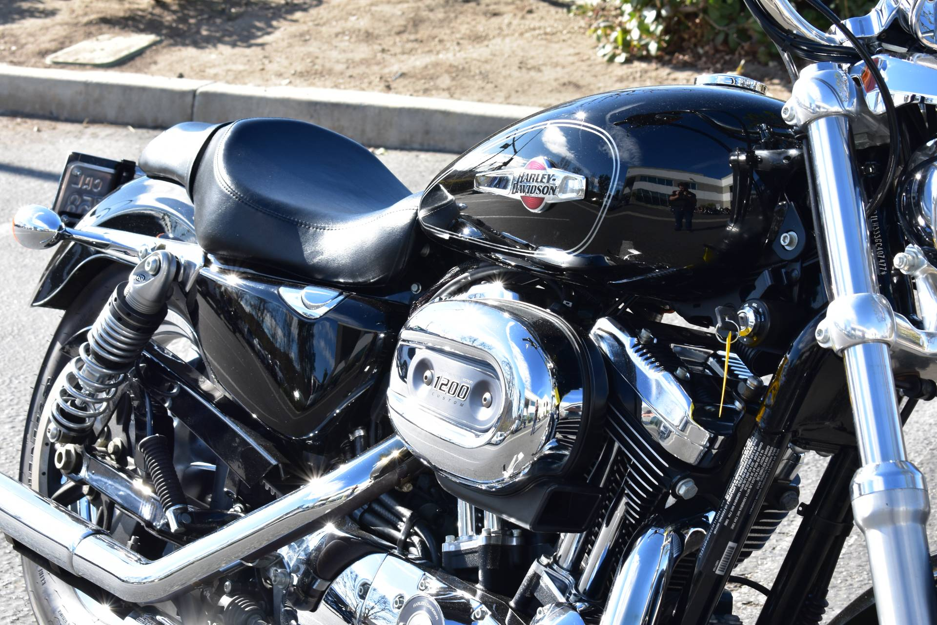 2016 Harley-Davidson 1200 Custom in Moorpark, California
