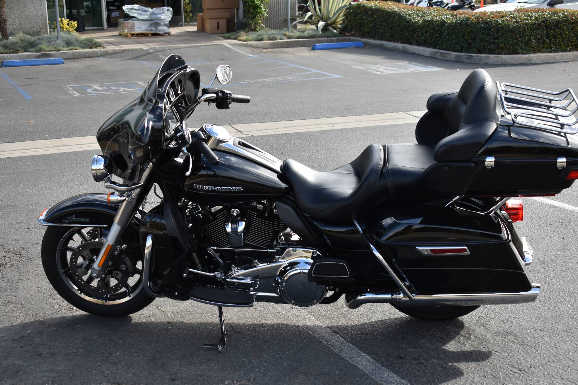 2017 Harley-Davidson Ultra Limited in Moorpark, California