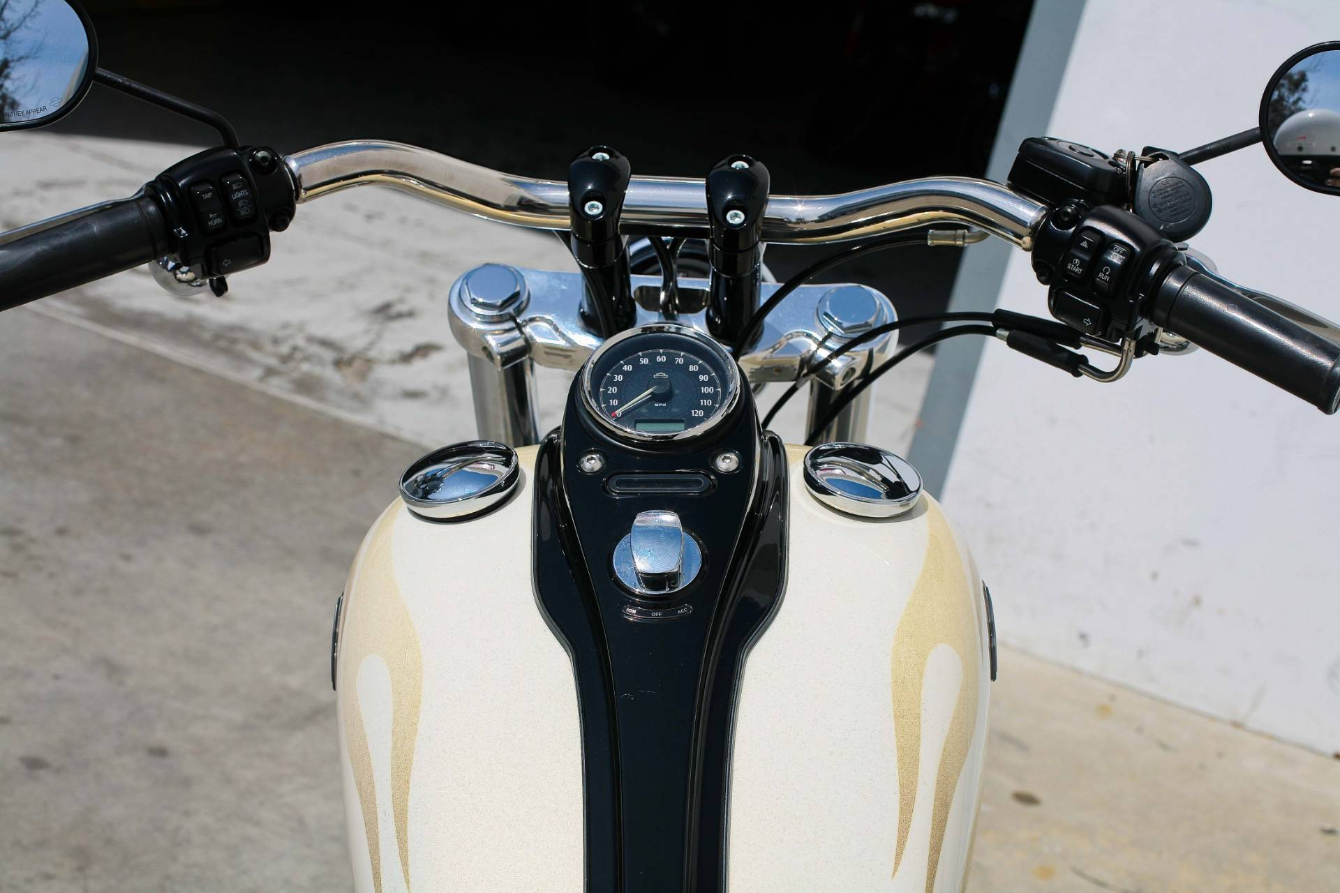 2015 Harley-Davidson Wide Glide® in Moorpark, California