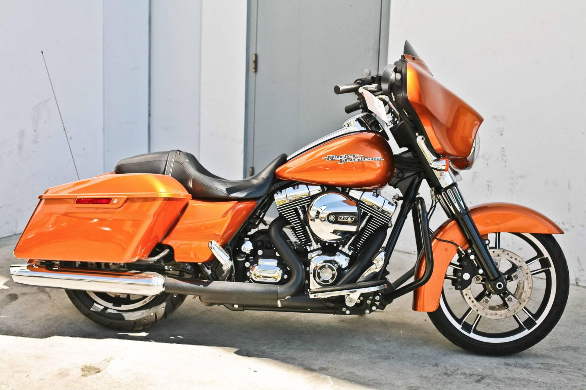 used 2014 harley davidson street glide motorcycles in moorpark ca. Black Bedroom Furniture Sets. Home Design Ideas
