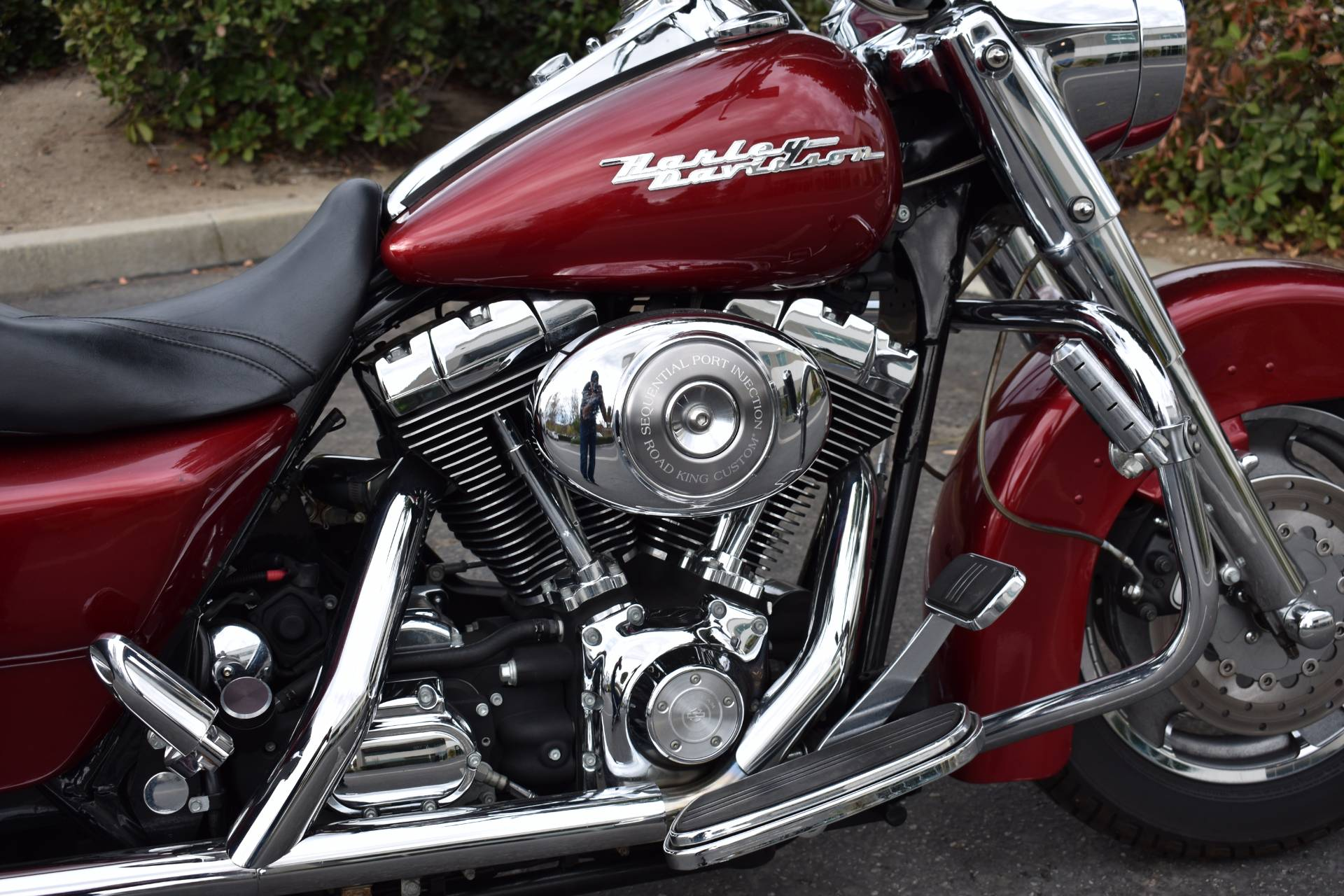 2004 Harley-Davidson FLHRS/FLHRSI Road King® Custom in Moorpark, California