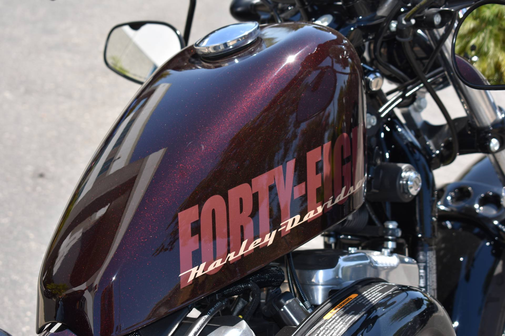 2014 Harley-Davidson Sportster® Forty-Eight® in Moorpark, California