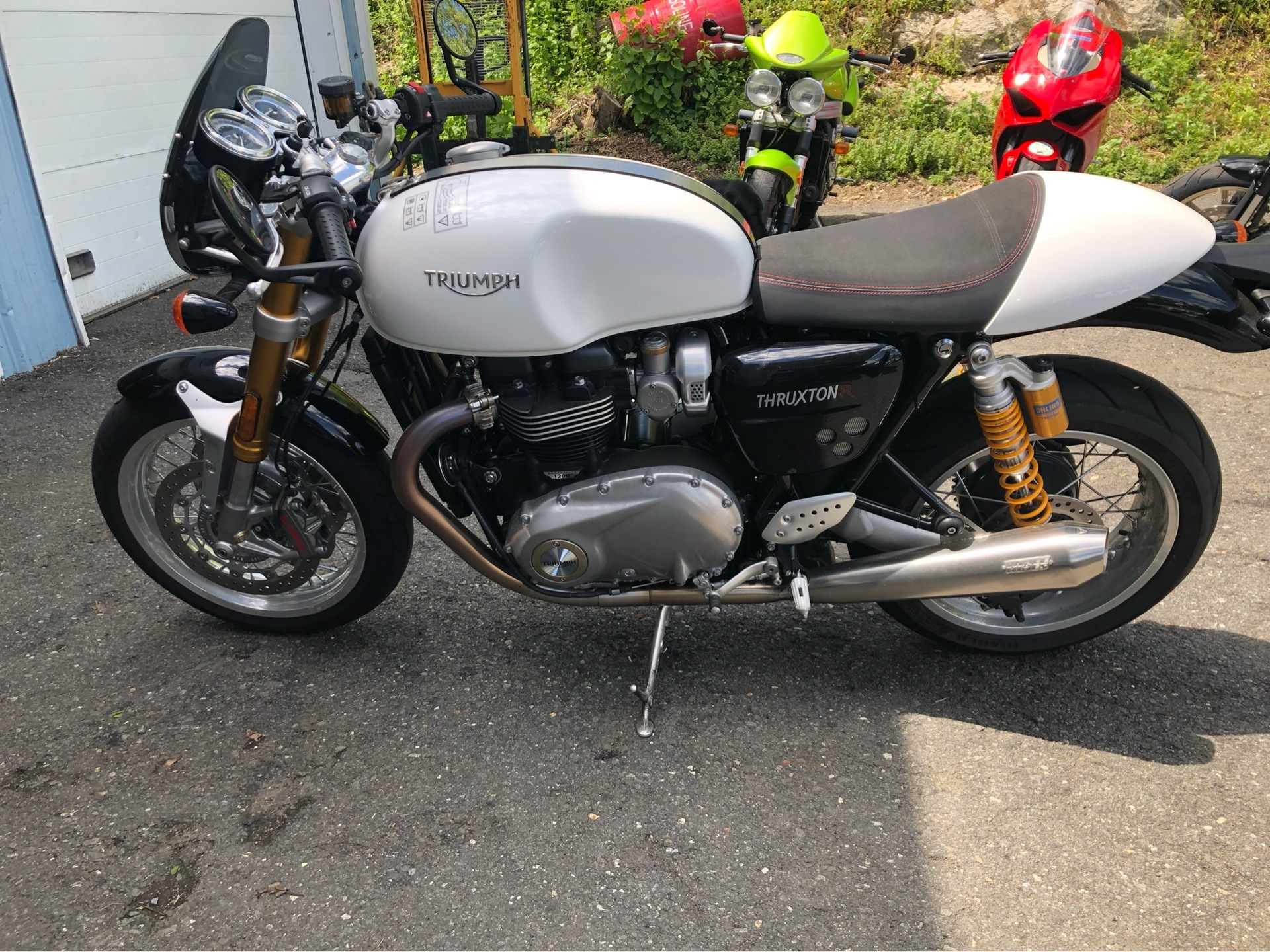 2018 Triumph Thruxton 1200 R in Fort Montgomery, New York - Photo 3