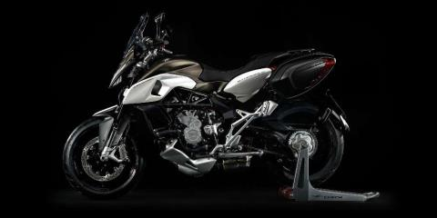 2015 MV Agusta Stradale 800 ABS in Fort Montgomery, New York
