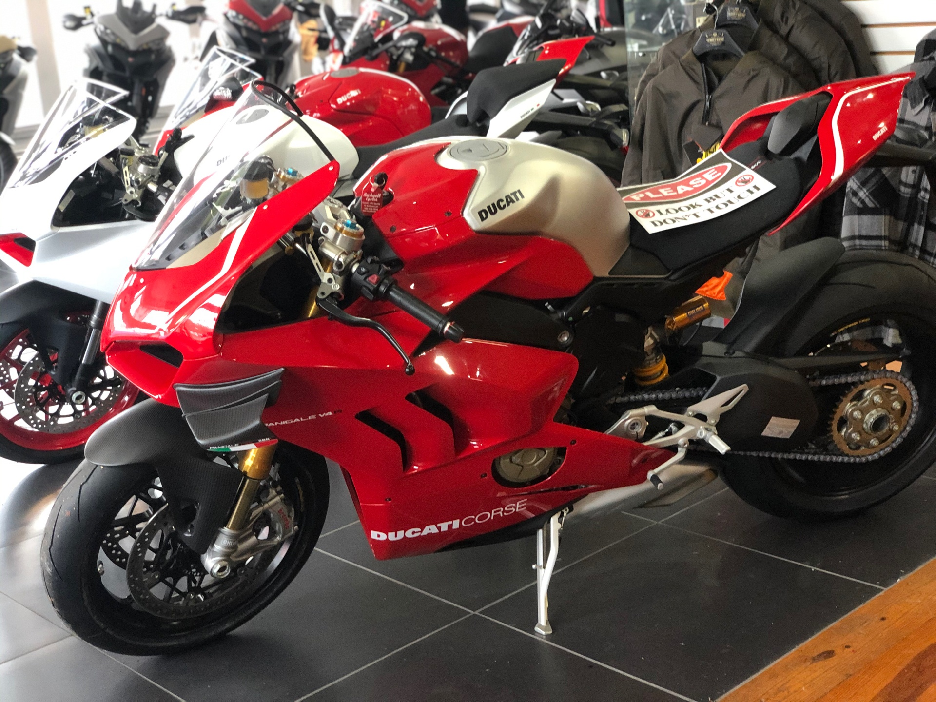 2019 Ducati Panigale V4 R in Fort Montgomery, New York - Photo 4