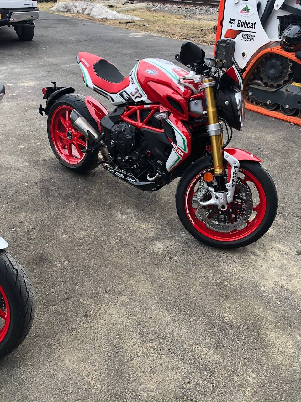 2018 MV Agusta Dragster 800 RR RC in Fort Montgomery, New York - Photo 3