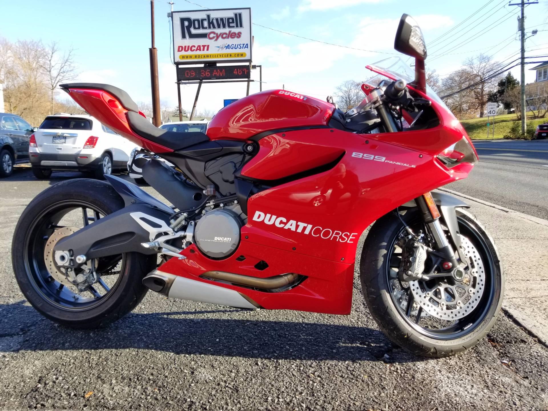 2014 Superbike 899 Panigale
