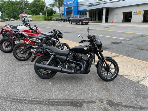 2016 Harley-Davidson Street® 750 in Fort Montgomery, New York - Photo 1