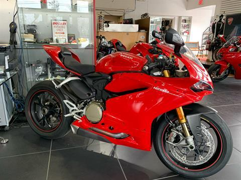 2016 Ducati 1299 Panigale S in Fort Montgomery, New York - Photo 1