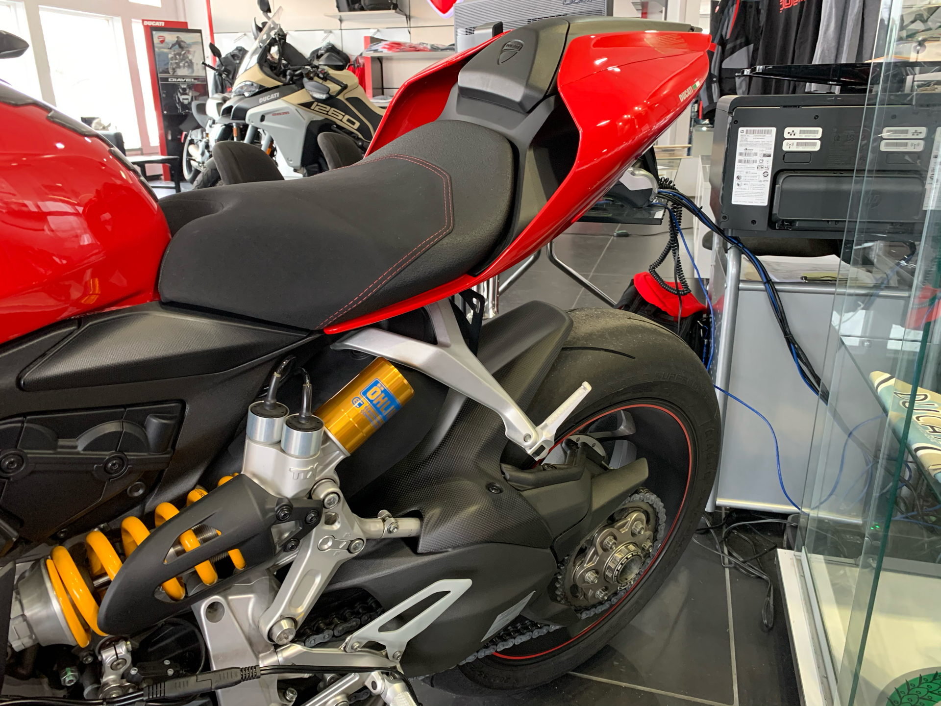 2016 Ducati 1299 Panigale S in Fort Montgomery, New York - Photo 4