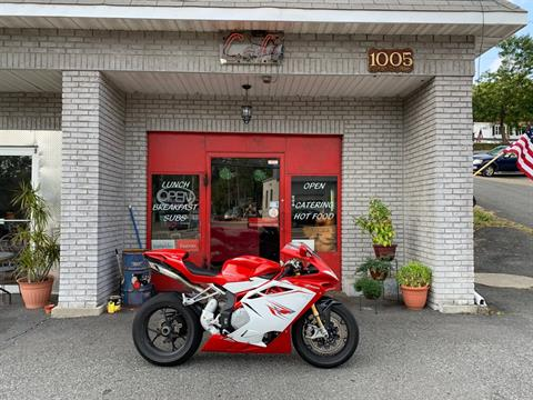 2014 MV Agusta F4 RR ABS in Fort Montgomery, New York