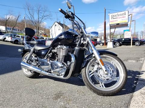 2013 Triumph Thunderbird ABS in Fort Montgomery, New York
