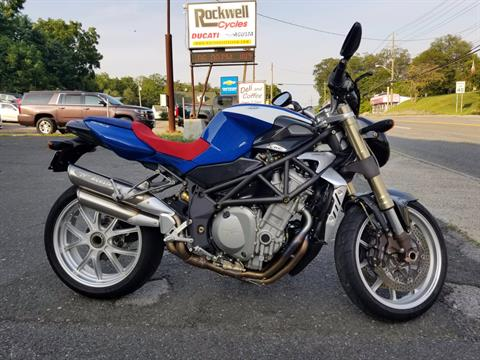 2012 MV Agusta Brutale RR in Fort Montgomery, New York